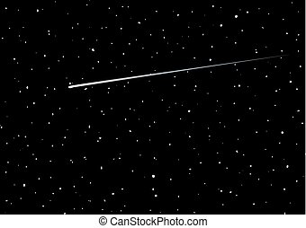 Trasfondo estrella fugaz