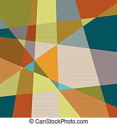 Trasfondo geométrica actualizado