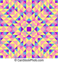 Trasfondo geométrico abstracto.
