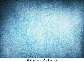 Trasfondo grunge azul