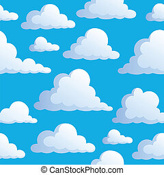 Trasfondo inservible con nubes 3