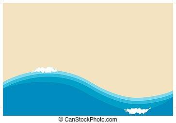Trasfondo marino