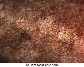Trasfondo marrón abstracto