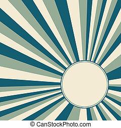 Trasfondo rayado azul
