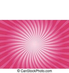Trasfondo redondo abstracto