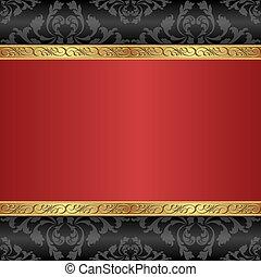 Trasfondo rojo
