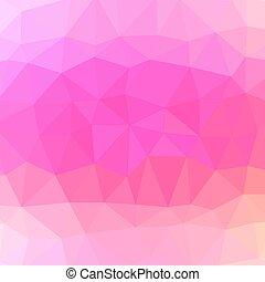 Trasfondo rosa Mosaico.