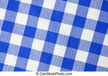 Trasfondo textil azul