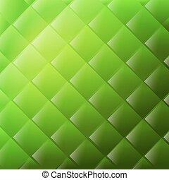 Trasfondo verde abstracto