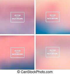 Trasfondos vectoriales abstractos