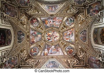trastevere, basílica
