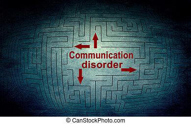 Trastorno de comunicación