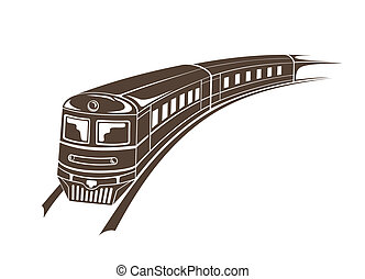 tren, moderno
