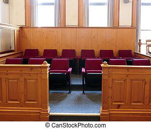 tribuna jurado