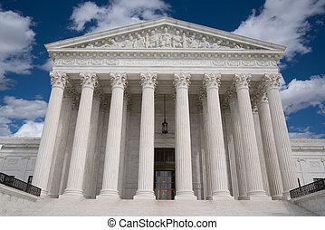 tribunal, estados unidos, supremo