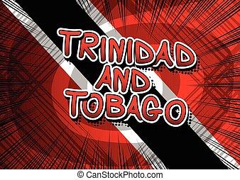 trinidad, tobago