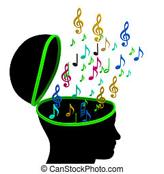 triple, medios, música, compositor, educación, clave