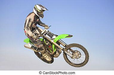 truco, motocross