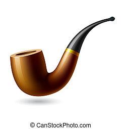 tubo, tabaco