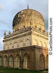 Tumbas Qutb Shahi en Hyderabad, India