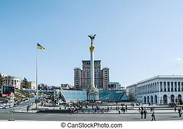 ucrania, kiev, maidan