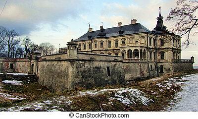 ucrania, podgoretsky, castillo