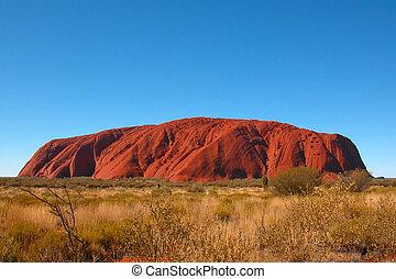 Uluru (Aiders rock)