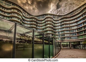 Un apartamento moderno en Londres