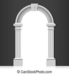Un arco clásico