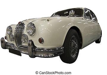 Un auto clásico