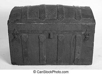 Un baúl antiguo