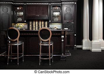 Un bar anticuado