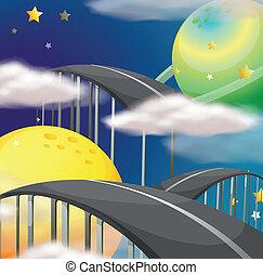 Un camino hacia el cielo