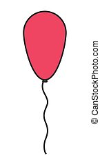 Un cargador de globos