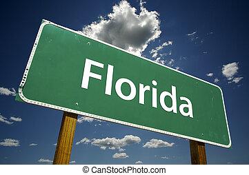 Un cartel de Florida