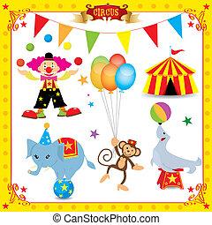 Un circo divertido