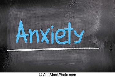Un concepto de ansiedad