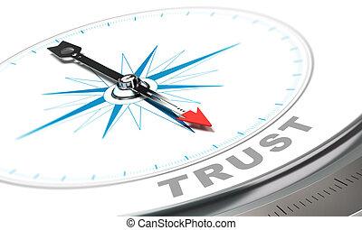 Un concepto de confianza empresarial