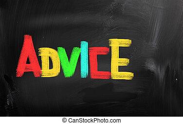 Un concepto de consejo