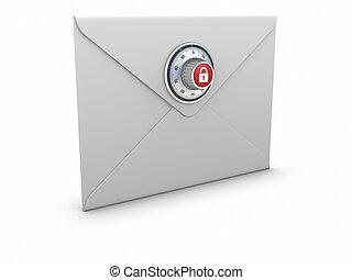 Un concepto de correo seguro