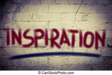Un concepto de inspiración