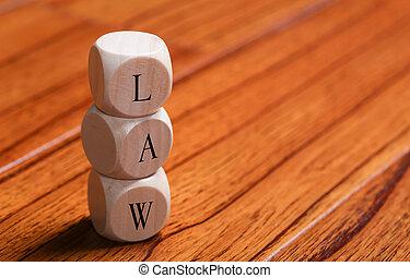 Un concepto de palabra de ley