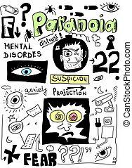 Un concepto de paranoia