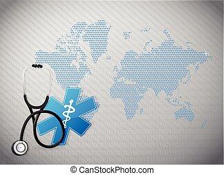 Un concepto de salud internacional