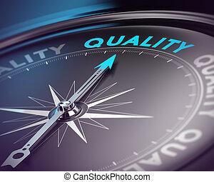 Un concepto de seguridad de calidad