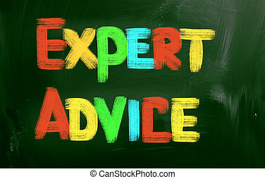 Un concepto experto de consejo