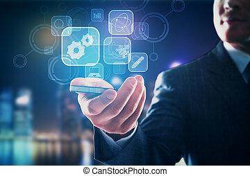 Un concepto tecnológico