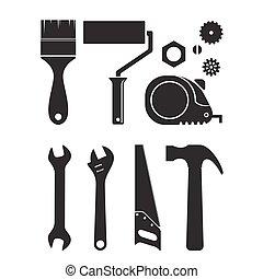 Un conjunto de herramientas diferentes