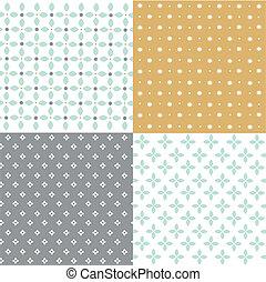 Un conjunto de patrones sin costura