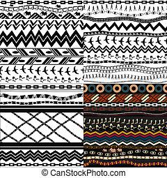 Un conjunto de patrones sin fisuras